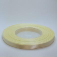 Light Yellow Satin Ribbon - 6mm