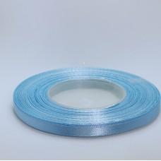 Blue Satin Ribbon - 6mm