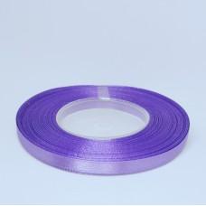 Violet Satin Ribbon - 6mm