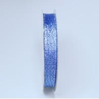 Glitter ribbon - BLUE -12mm