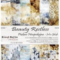 Craft O`Clock - Beauty Restless - 12x12 Paper Set