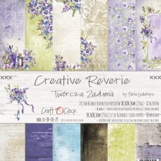 Craft O`Clock - Creative Reverie - 12x12 Paper Set
