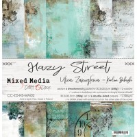 Craft O`Clock - Hazy Street - 12x12 Paper Set
