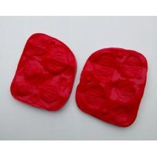 Hydrangea mould - Petals in 5 sizes