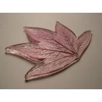 Mould Peony   11 x 13,5 cm - Leaf