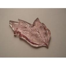 Mould Peony   7 x 5 cm - Leaf