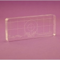 Acrylic grid block 30x72 - BDS-3/1 Block
