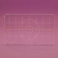 Acrylic grid block 72x45 - BDS-2/2 Block