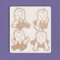Baby 02 - 1178 Cardboard