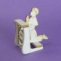 Prie-dieu 3D - Boy - 1384 Cardboard