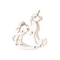 Unicorn 3D - 1452 Cardboard