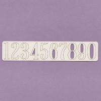 Digits - 0247D Cardboard