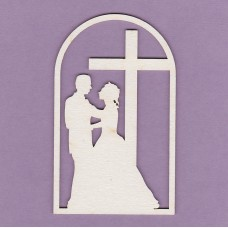 Wedding vow - 0425 Cardboard