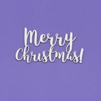 Merry Christmas - 0428 Cardboard