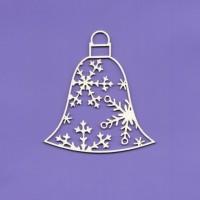 Christmas Bell - 0760 Cardboard