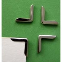 Corner Protectors Metal - silver