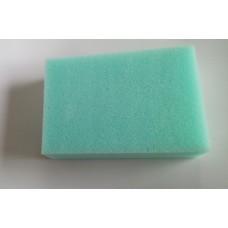 Sponge for foamiran