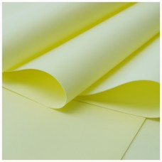 004 Foamiran Lemon A 4  - 0004 Foam