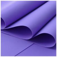 011 Foamiran Violet  - 0011 Foam