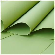 014 Foamiran Olive green  - 0014 Foam