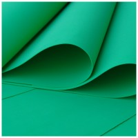 015 Foamiran Green  - 0015 Foam