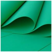 015 Foamiran Green  A 4 - 0015 Foam