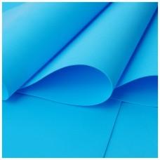017 Foamiran Light blue  - 0017 Foam
