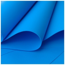 018 Foamiran Blue  - 0018 Foam
