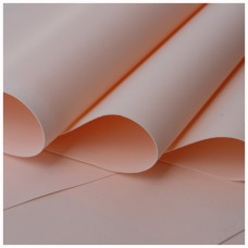 019 Foamiran Peach  - 0019 Foam