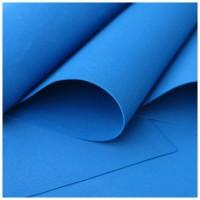 026 Foamiran Navy Blue - 0026 Foam