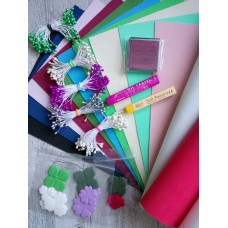 002 Flower making starter kit - Small