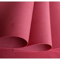 Silk Foam Carmine Red