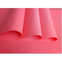 0 Silk Foam Coral Red  - 0010 Silk Foam