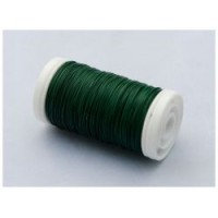 0,3 mm green thin wire