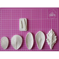 01 Set of moulds -  Petals