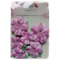 Unique hand-made flower set - Abigail
