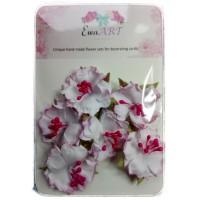 Unique hand-made flower set - Susan