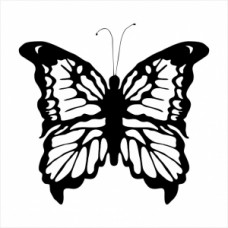 Butterfly 06 - P01-161 Stamp