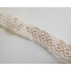 Lace 3.5 cm  wide - Ivory