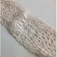 Lace 9.0 cm  wide - Ivory