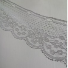 Lace 6.0 cm  wide - Grey