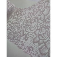 Lace 14.0 cm  wide - Light Pink