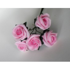 Bunch of roses -  pink