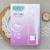 LADY E Design - 3D Cake Die