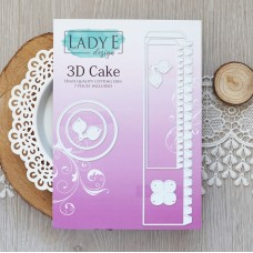 LADY E Design - 3D Cake Die