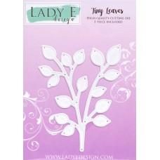 LADY E Design - Tiny Leaves  Die