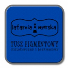 Pigment Ink Pad - Blue  - 0021 InkPad