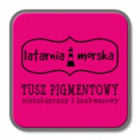 Pigment Ink Pad - Fuchsia  - 0006 InkPad