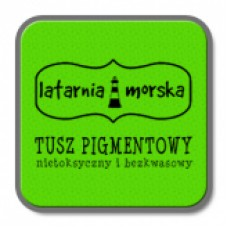 Pigment Ink Pad - Lime Green  - 0008 InkPad