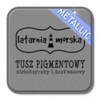 Metallic pigment Ink Pad - Silver  - 0011 InkPad